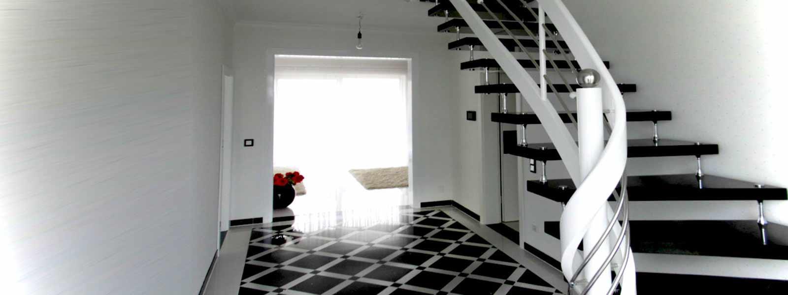 bolzentreppen freitragende treppe. Black Bedroom Furniture Sets. Home Design Ideas