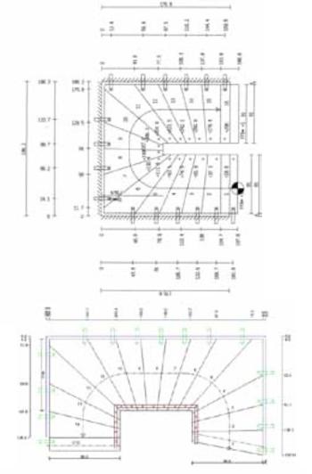 montageanleitung f r freitragende treppen gel nder und. Black Bedroom Furniture Sets. Home Design Ideas